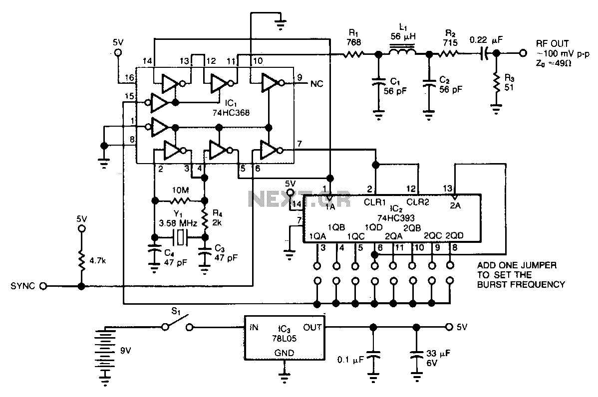 Audio Effect Circuit Page 2 Audio Circuits Next