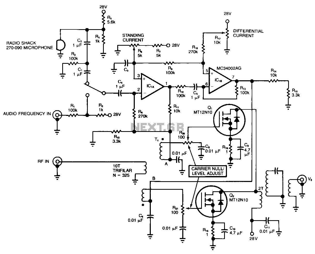 Modulator Schematic