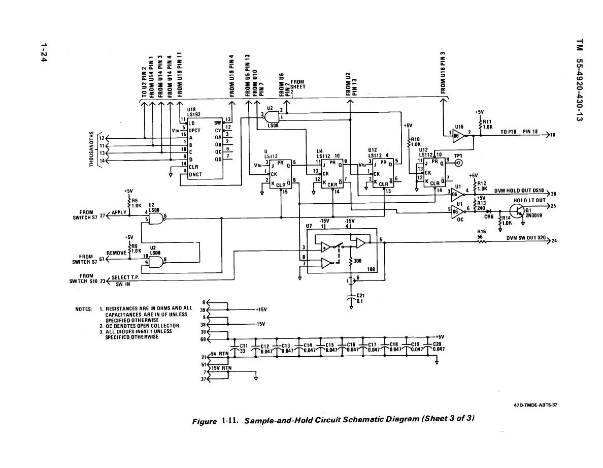 Gt Circuits Gt Sample And Hold Circuit Schematic Diagram 3