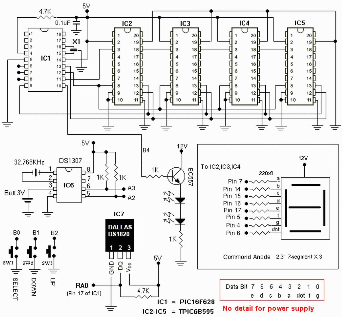 Clock Circuit Circuit Under Repository Circuits