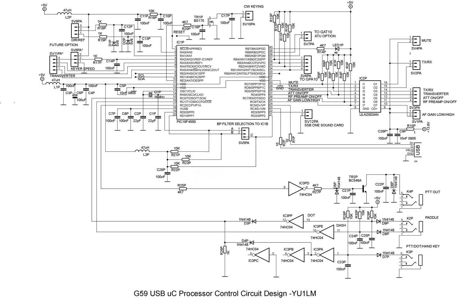 Transceiver Circuit Page 2 Rf Circuits Next