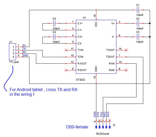 Microcontroller Programmer Circuit Page 2