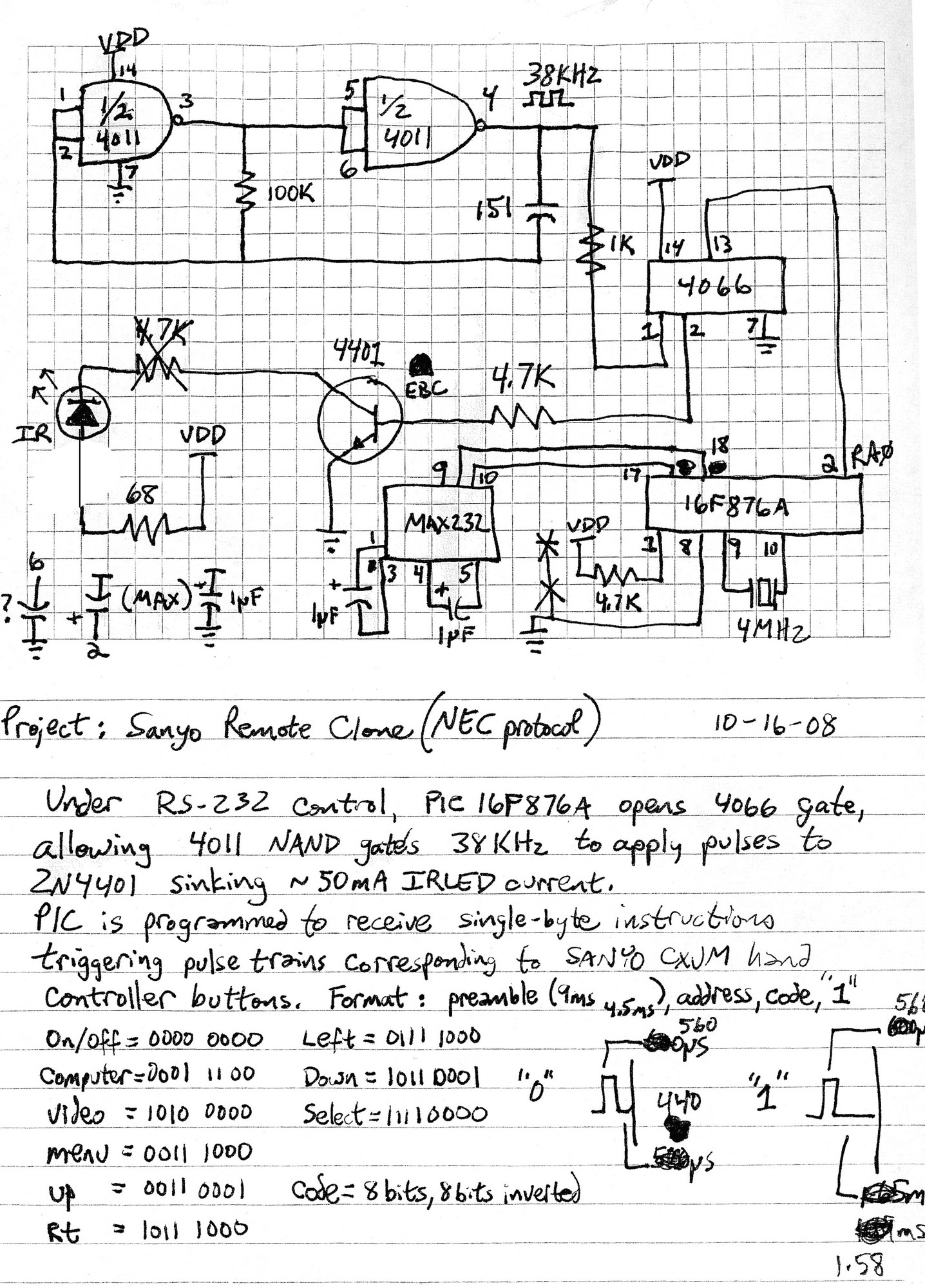 Remote Control Circuit Page 6 Automation Circuits Next