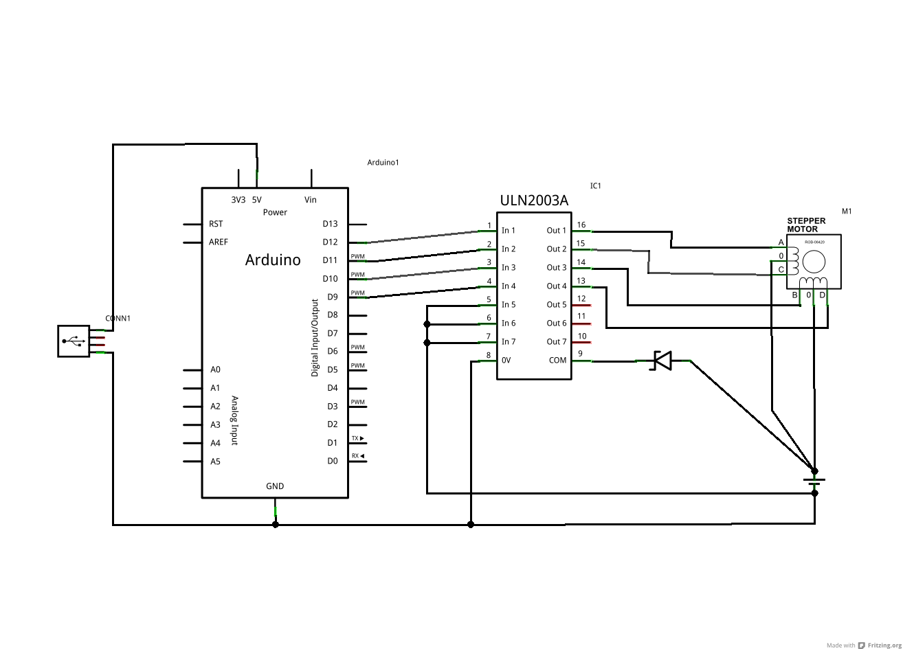Stepper Motor Circuit Page 6 Automation Circuits Next