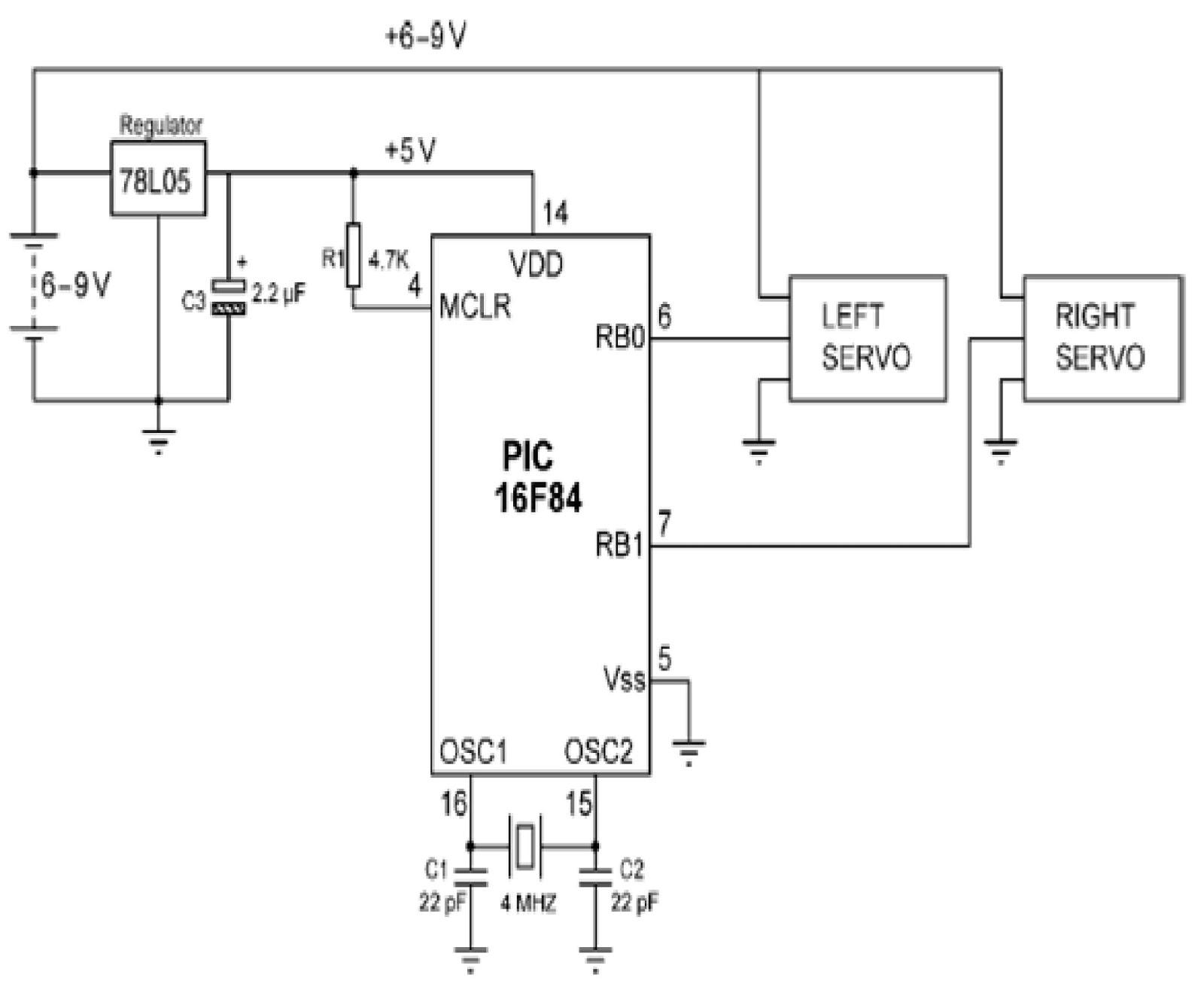 Servo Motor Circuit Page 2 Automation Circuits Next