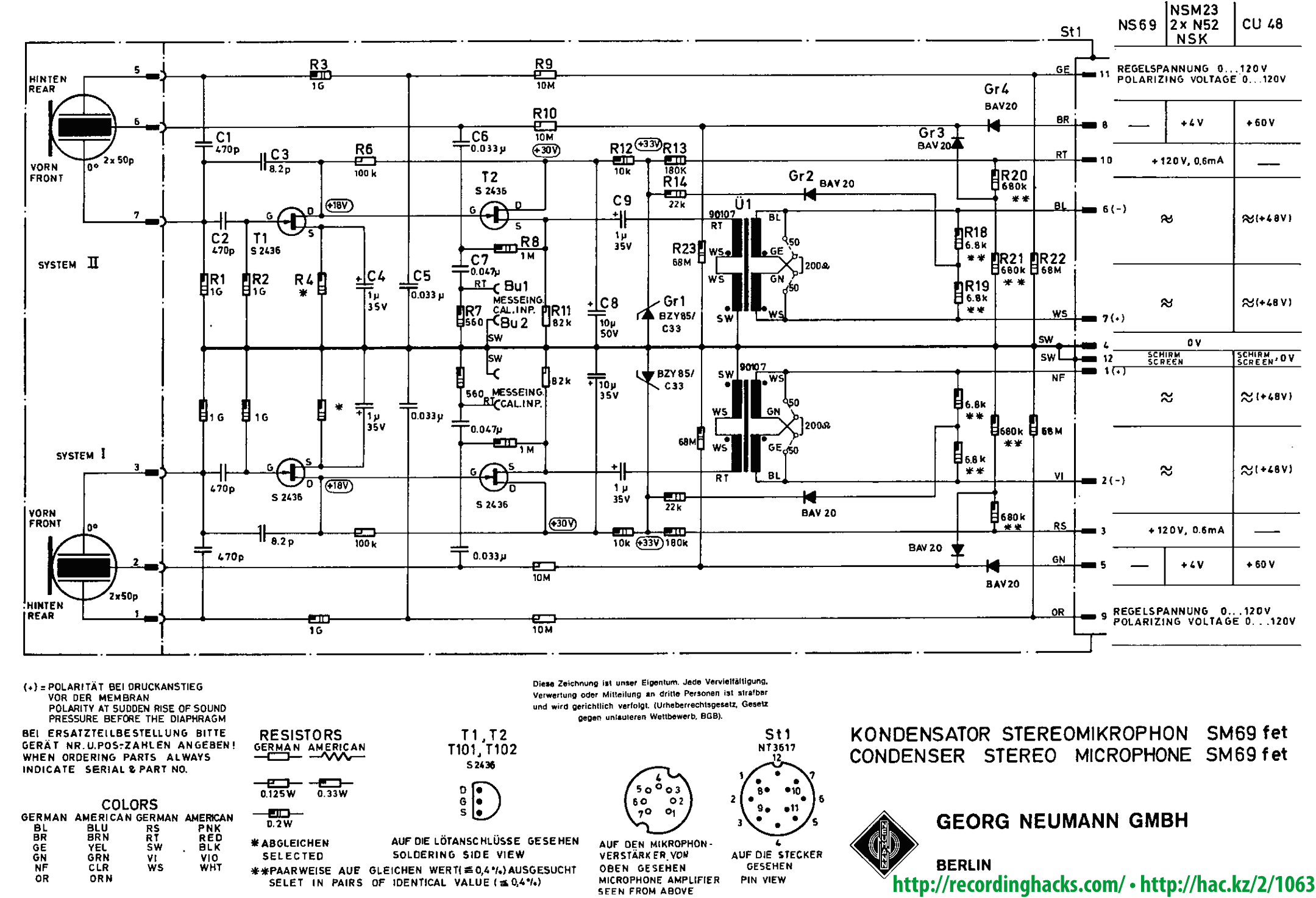 Microphone Circuit Page 6 Audio Circuits Next