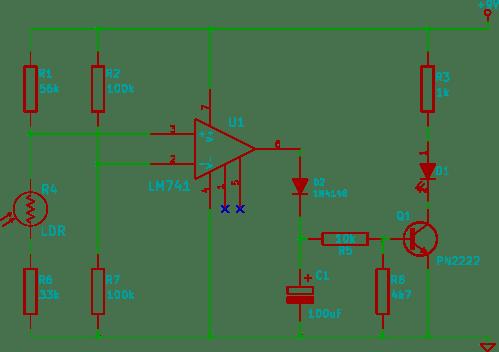 Remarkable Xenon Circuit Light Laser Led Circuits Nextgr Basic Electronics Wiring Digital Resources Instshebarightsorg