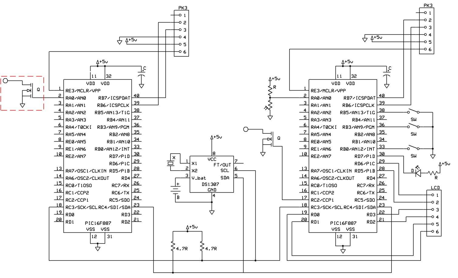 Gt Circuits Gt 100mhz Varicap Oscillator L