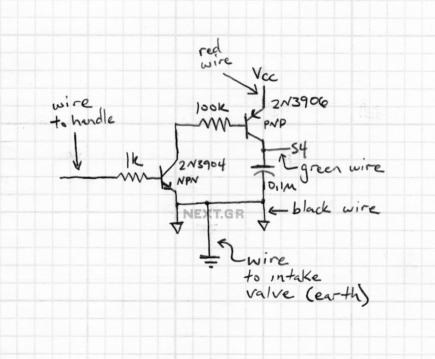 Can A Homebrew Fet Circuit Replace A Ntc Under Repository