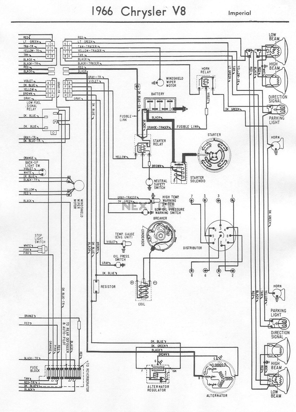 Chrysler Crown Marine Engine Diagram Wiring Diagrams Gray 1966 300 Library Boat 620