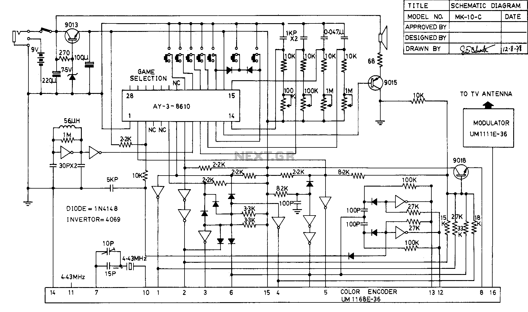 Decoder Circuit Page 3 Digital Circuits Next