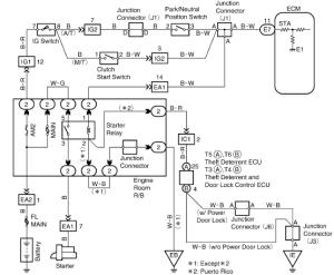 1997 Toyota tercel wiring diagram
