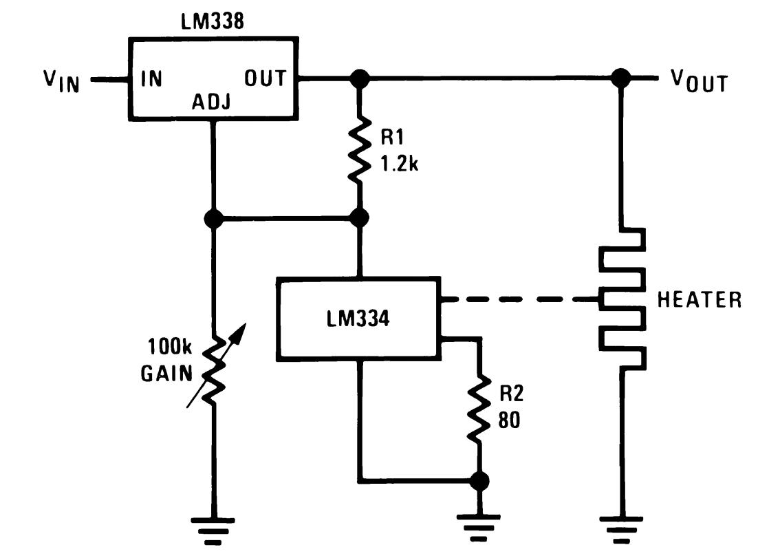 Ic 12 Volt 30 Amp Psu Circuit Electronic Circuit