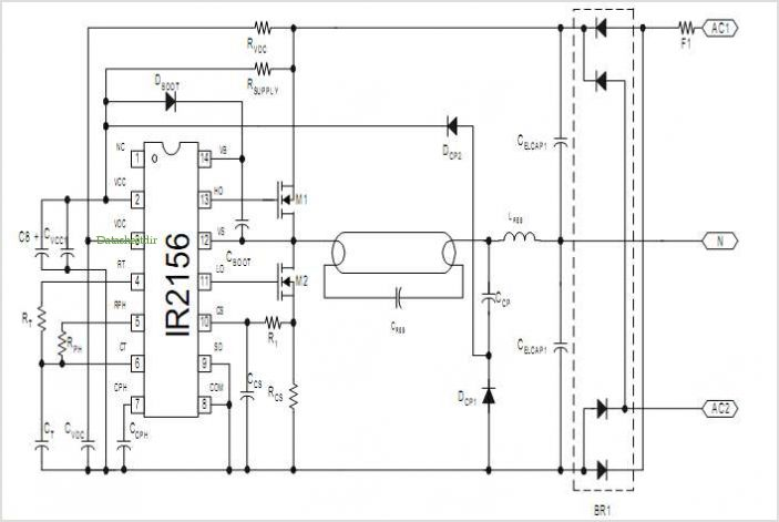 Fluorescent Circuit Page 3 Light Laser Led Circuits