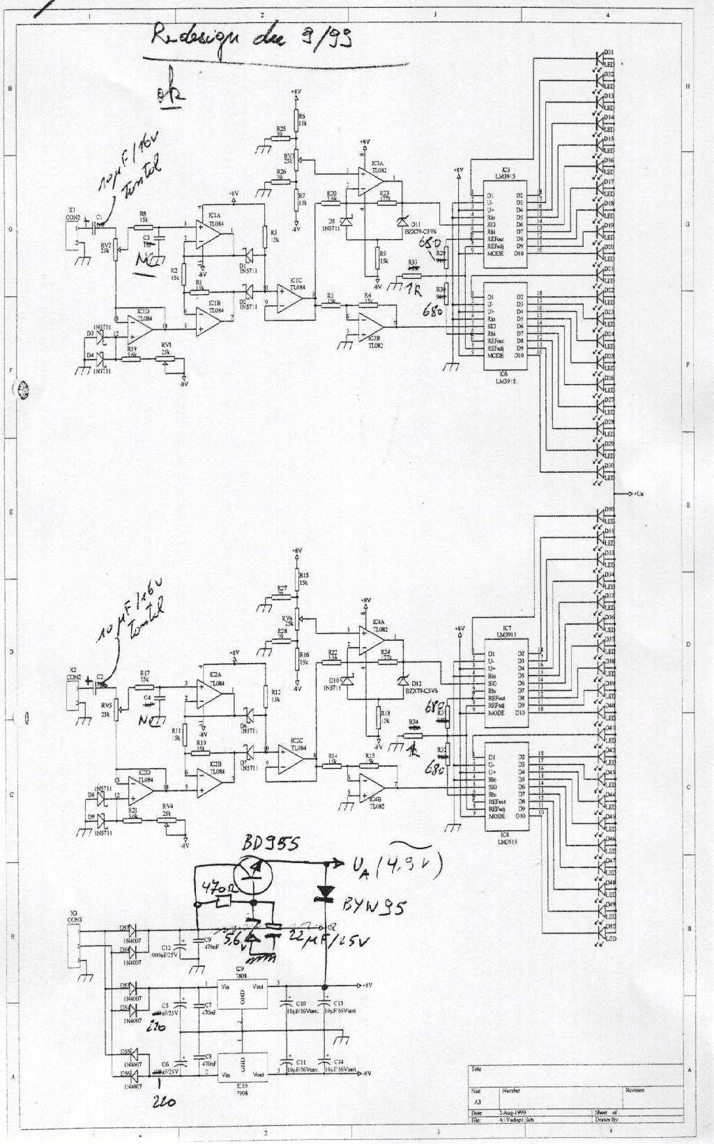Vacuum Tube Valve Circuit Page 2 Audio Circuits Next