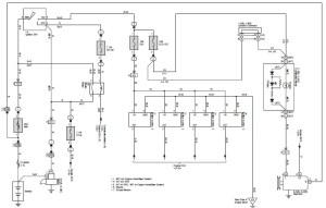 Toyota vios ecu wiring diagram