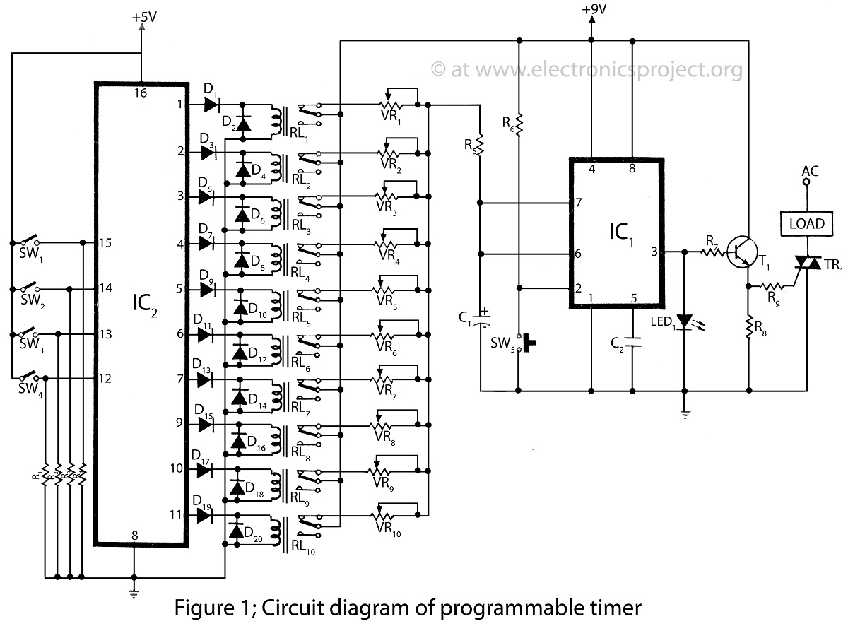 Rh2b U Relay Wiring Diagram Idec Diagrams