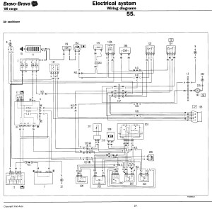FIAT PUNTO WIRING DIAGRAM under Repositorycircuits 21939