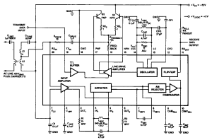 Modem circuit Page 2 : Computer Circuits :: Nextgr