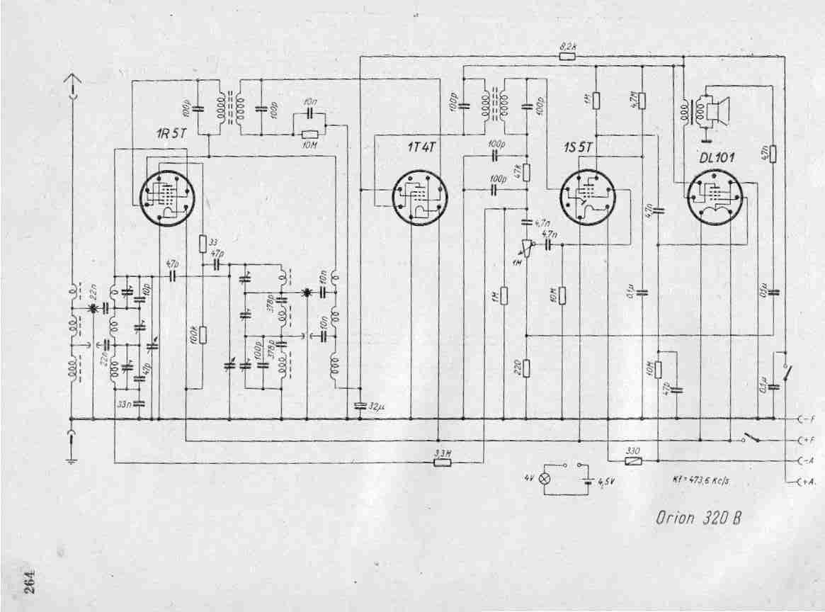 Vacuum Tube Valve Circuit Page 7 Audio Circuits Next