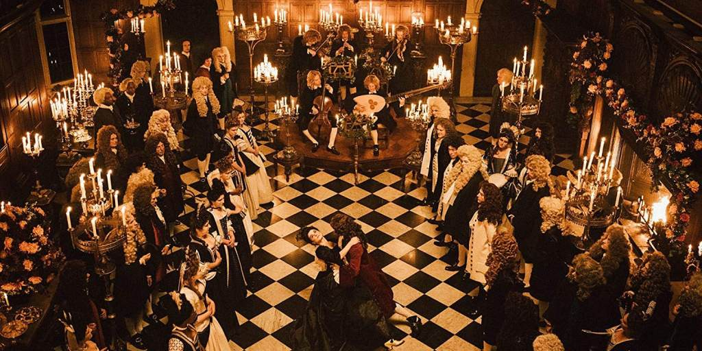 Image result for The Favourite Production Design