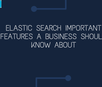 Elastic search Important Features a business