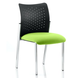 Academy Bespoke Colour Seat Without Arms Myrhh Green