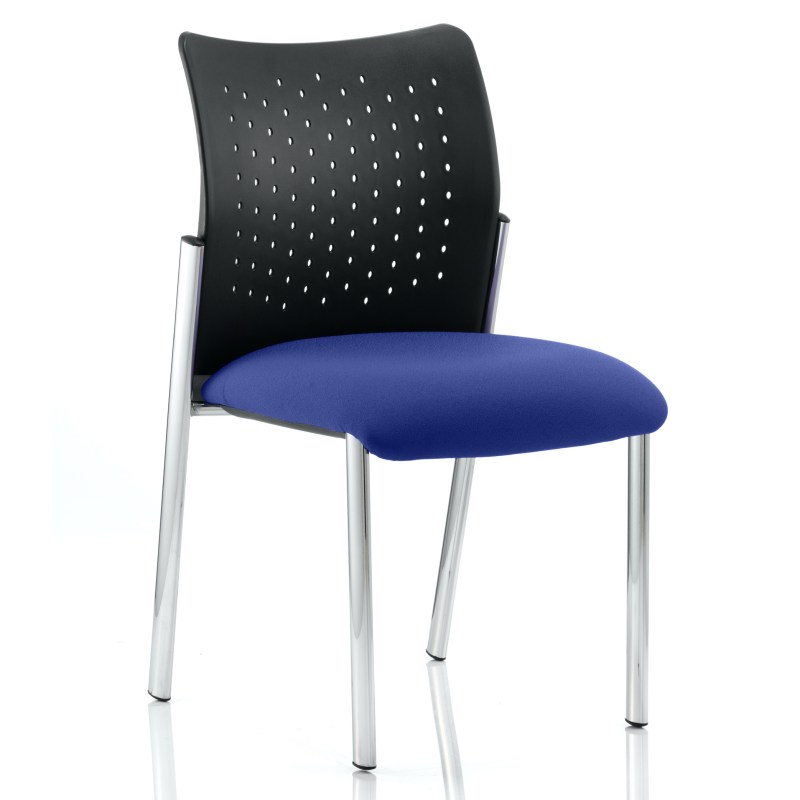 Academy Bespoke Colour Seat Without Arms Stevia Blue