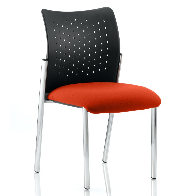 Academy Bespoke Colour Seat Without Arms Tabasco Red