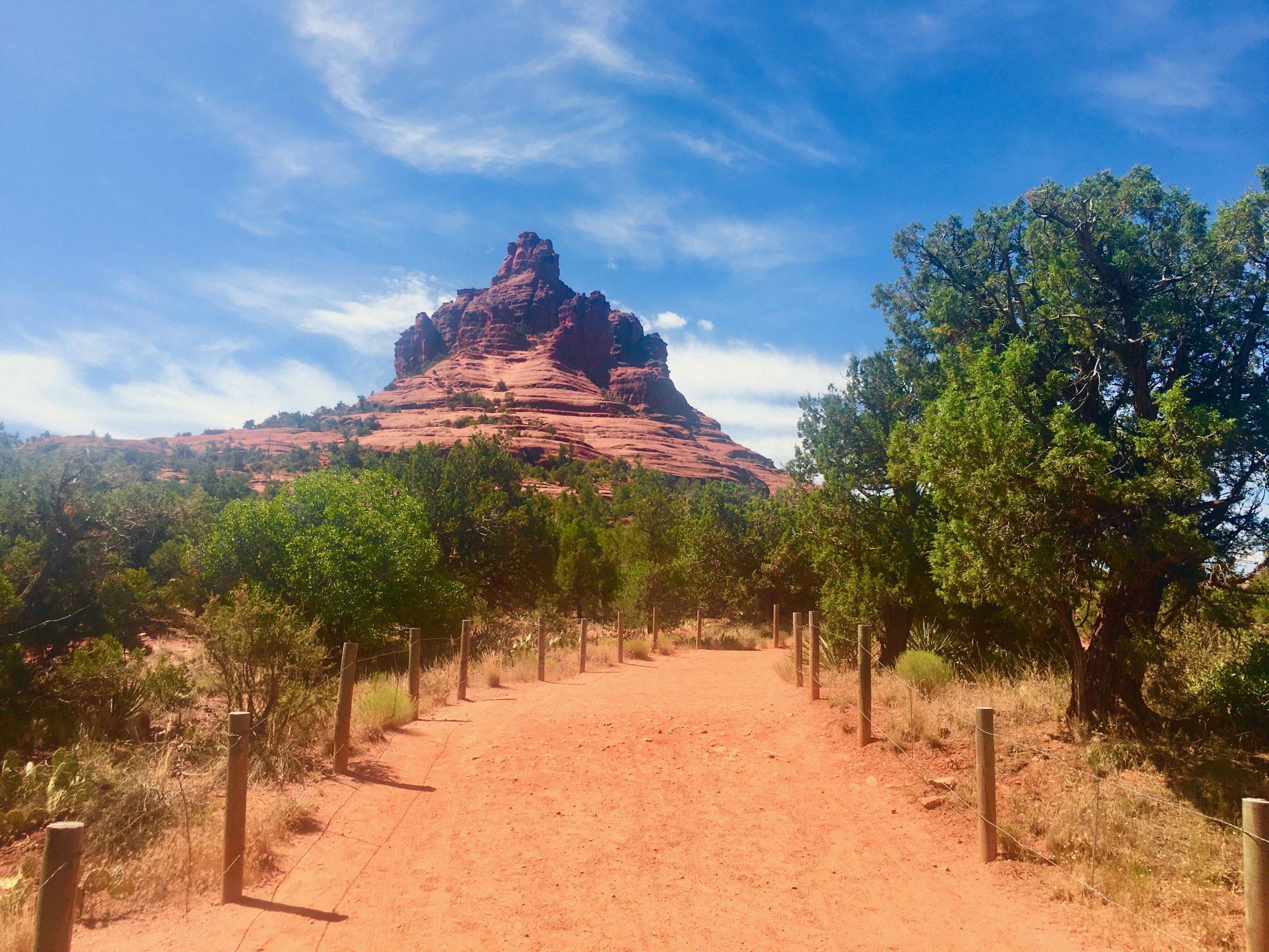 Bell Rock Trail Sedona AZ