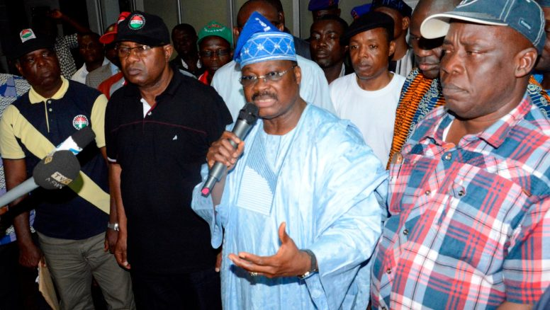 APC South West leaders meet in Ibadan