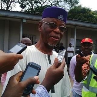 Bayelsa: Inauguration of acting chairman turns violent