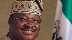 Live modestly, Ajimobi urges corps members