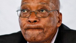 Zuma admits South Africans unhappy with ANC