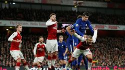 Four things we learned from Arsenal vs Chelsea