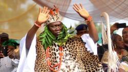 Gani Adams installed Aare Ona Kadanfo, preaches peace