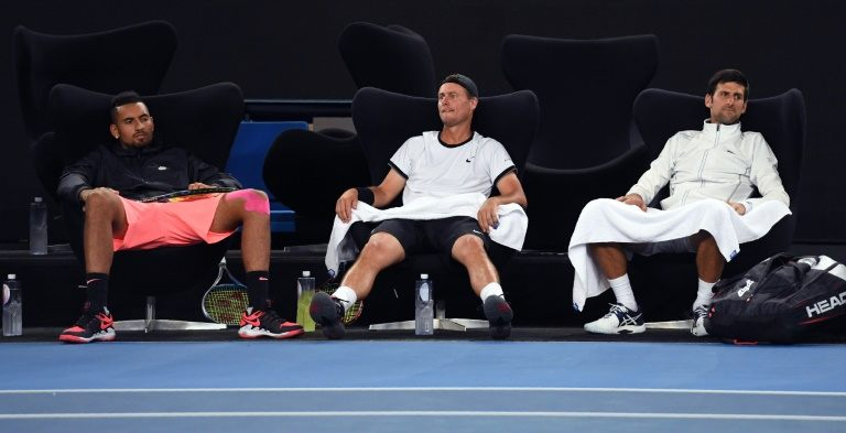 Australian Open: Nadal, Djokovic lead the cast of injured players