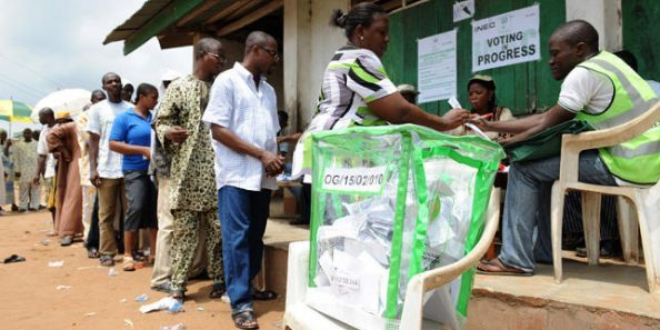 Anambra central re-run poll records low voters turnout