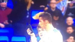 Ronaldo bloodied by Deportivo in Bernabeu rout