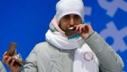 No Russian flag at Winter Olympics closing ceremony