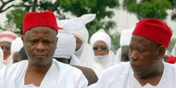 Why I Am Fighting Kwankwaso – Ganduje