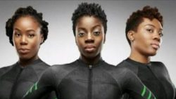 Nigerian ladies finish last in bobsleigh event at Winter Games
