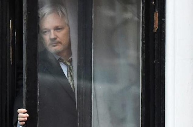 WikiLeaks founder Julian Assange now incommunicado