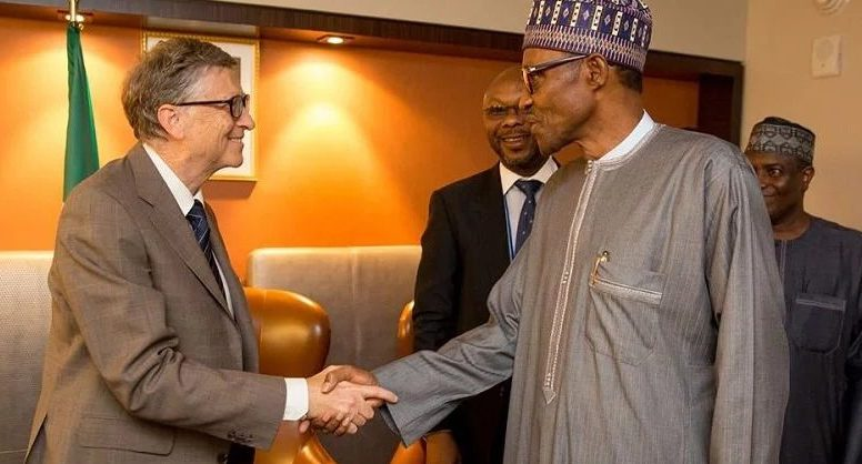 Bill Gates tells Buhari how best to grow Nigeria
