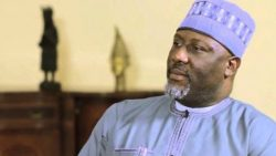 Breaking: Dino Melaye charged with illegal possession of guns