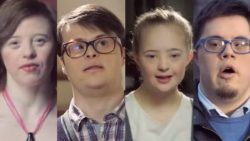 The world celebrates persons with Down syndrome