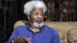 Justice, not unjust tears will stop killings, Soyinka tells Buhari