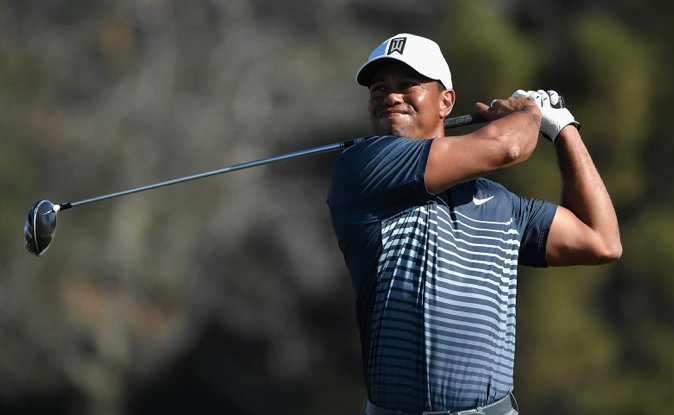 Tiger Woods, Ernie Els Cup captains