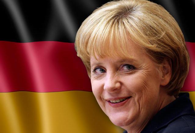 Angela Merkel begins fourth term in office
