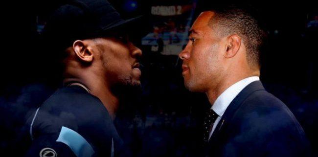 Joshua Vs Parker: Anthony Joshua dismisses Deontay Wilder and Tyson Fury